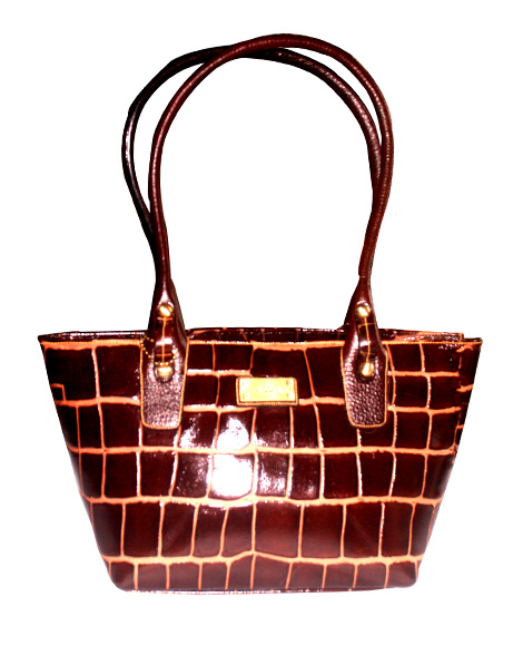 Tiled Tote